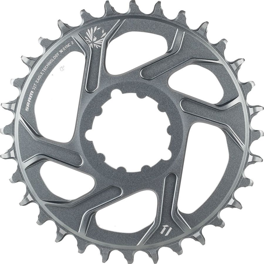 SRAM Chainring X-Sync 2 12 Speed Steel Direct Mount 6mm Offset Eagle All Sizes